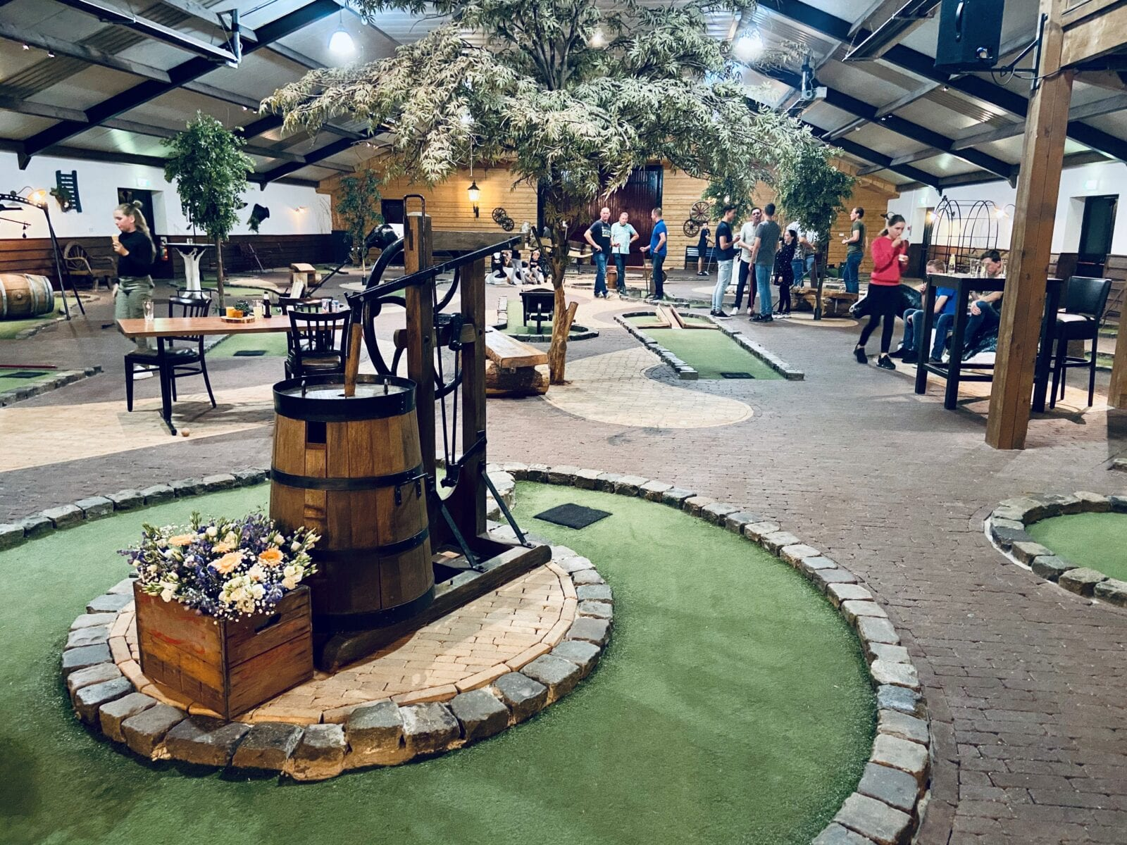 Indoor Mini Boerengolf
