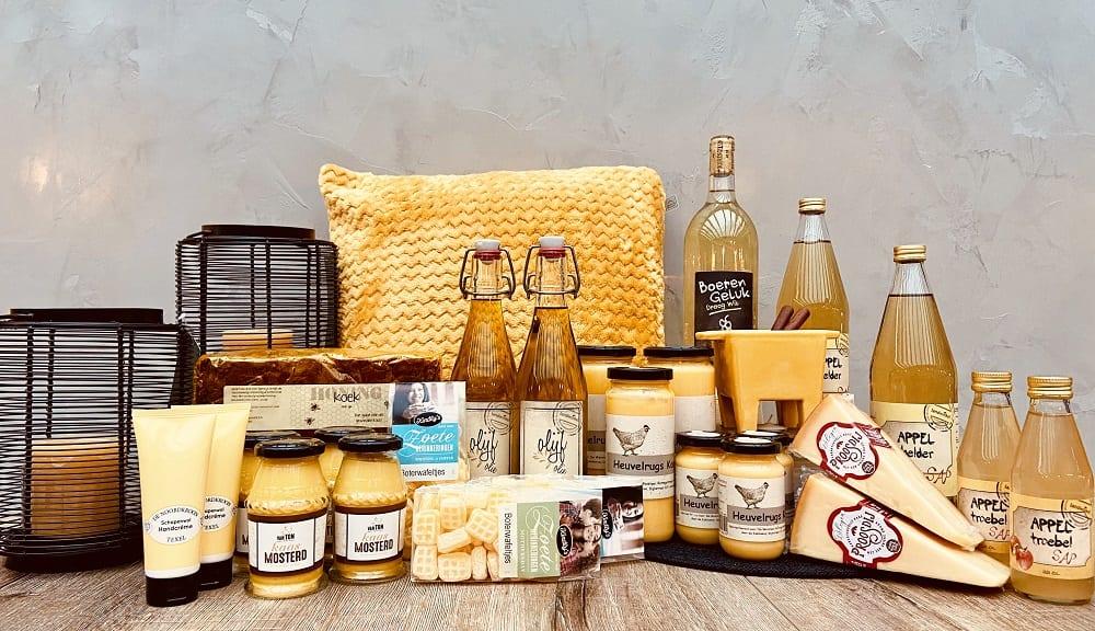 Boerderij De Weistaar Landwinkel Kerstpakketten web 21
